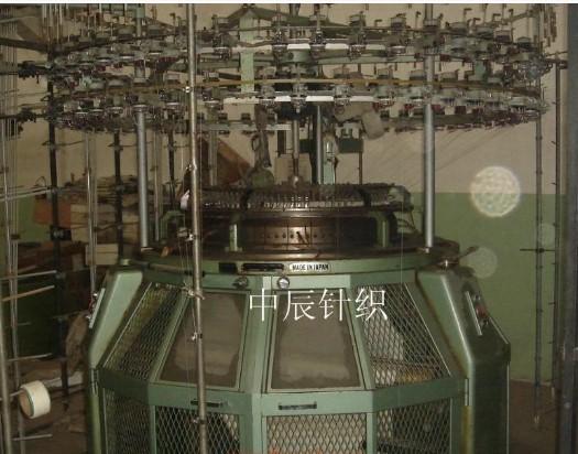 """供求信息 供应列表 产品详情  出售日本""""福原""""单面大圆机30寸90路"""